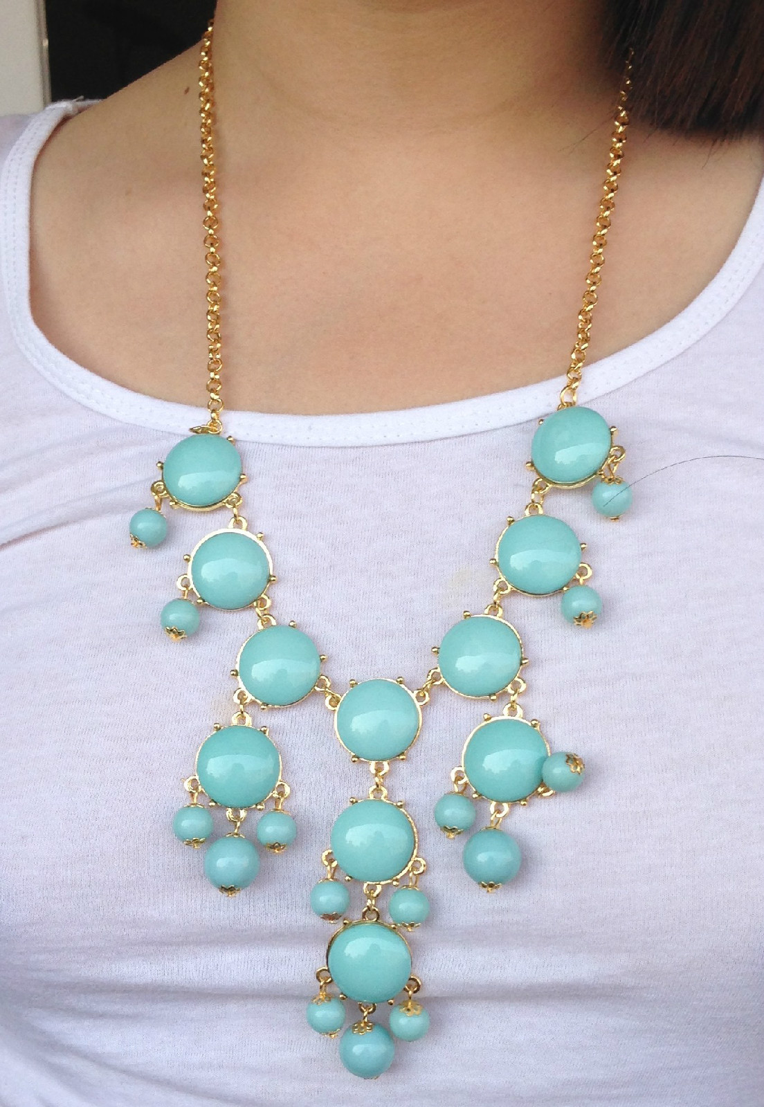 motion collar fashion necklaces the spring trend necklace in encircling