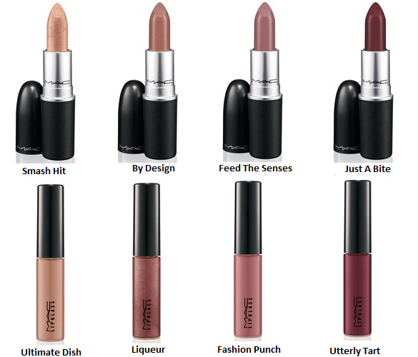 MAC Fall 2013 Indulge Makeup Collection 4