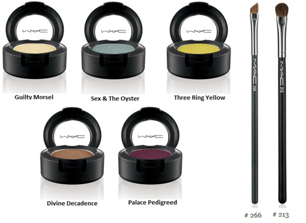 MAC Fall 2013 Indulge Makeup Collection 5