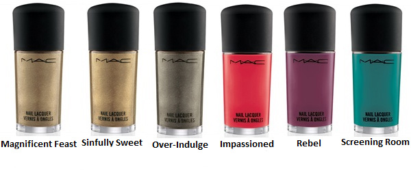 MAC Fall 2013 Indulge Makeup Collection 6