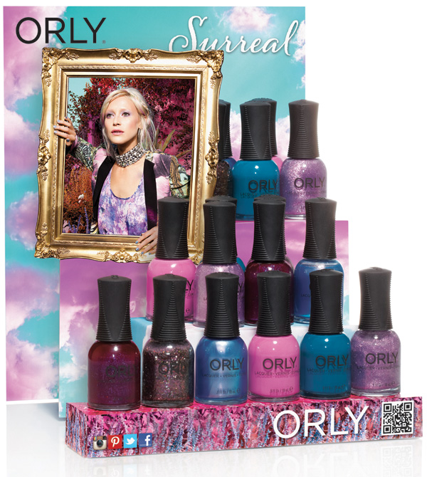 Orly Fall 2013 Surreal Nail Polish Collection