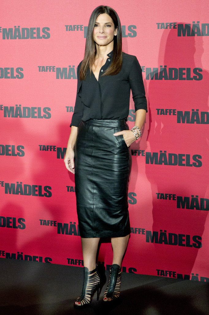 Trend Alert Wearing Leather In The Summer