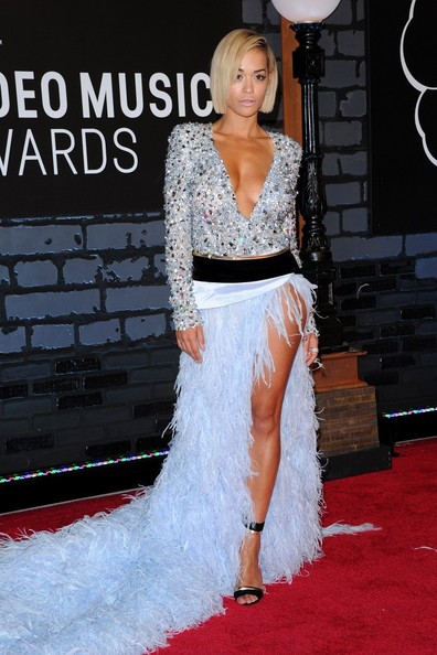 2013 MTV VMA's Best Dressed Red Carpet Fashion 11