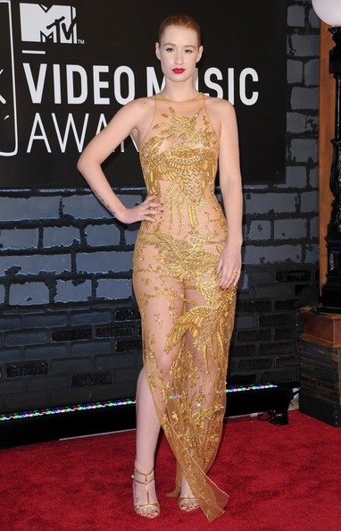 2013 MTV VMA's Best Dressed Red Carpet Fashion  5