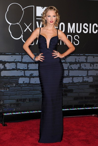 2013 MTV VMA's Best Dressed Red Carpet Fashion 7