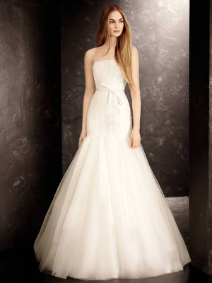White by Vera Wang Fall 2013 Wedding Dresses 3