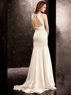 White by Vera Wang Fall 2013 Wedding Dresses 6
