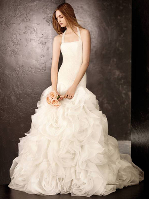 White by Vera Wang Fall 2013 Wedding Dresses 8