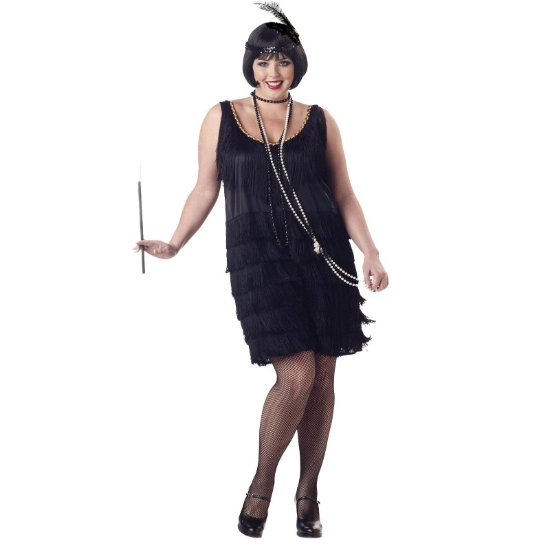 2013 Plus Size Halloween Costume Idea For Women 2