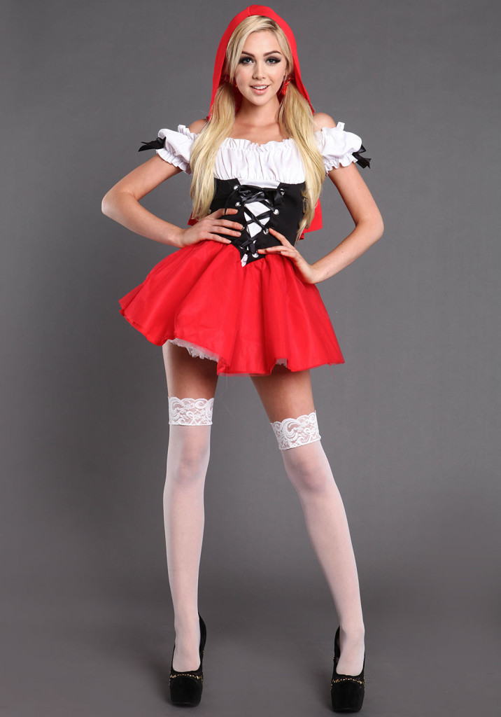 2013 Sexy and Alluring Halloween Costumes For Women 6