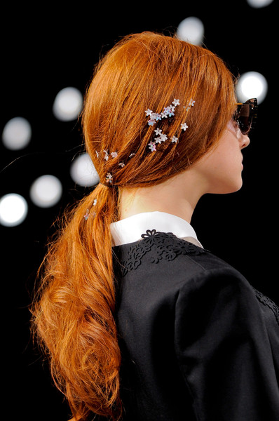 2014 Spring and  Summer Hairstyles and Hair Trends 6