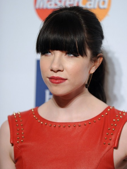 Carly Rae Jepsen Hairstyles 6