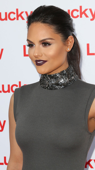 Fall's Hottest Lipstick Trend - Dark Lips 4
