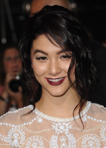 Fall's Hottest Lipstick Trend - Dark Lips 9