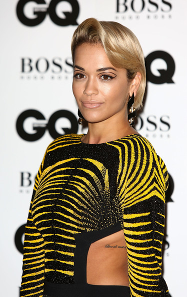Hot Hairstyle Alert - Rita Ora's New Bob 2