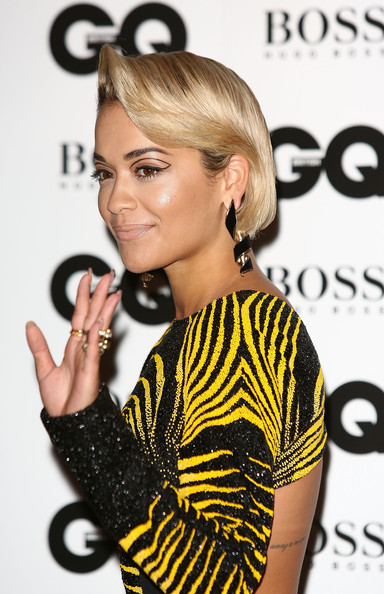 Hot Hairstyle Alert - Rita Ora's New Bob 3