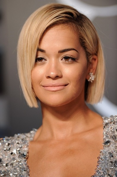 Hot Hairstyle Alert - Rita Ora's New Bob