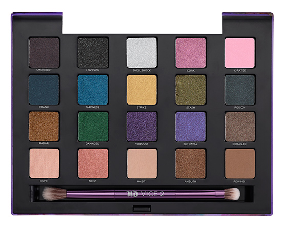 Urban Decay Holiday 2013 Palettes, Sets & New Products 2