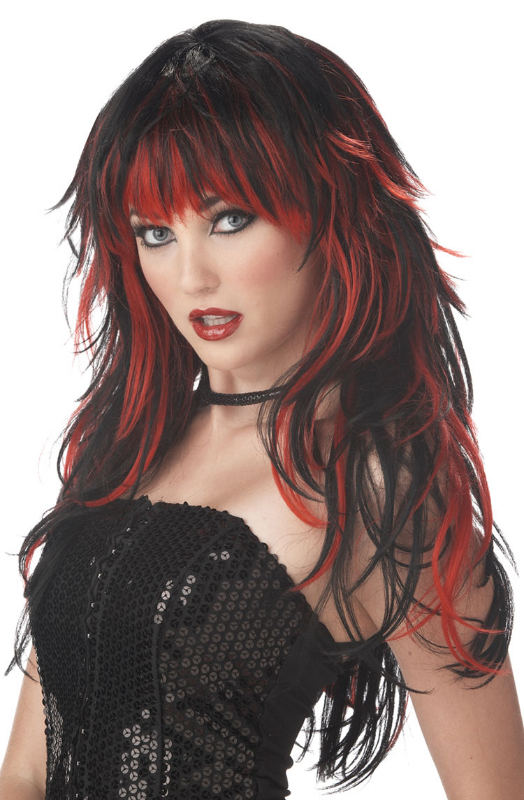2013 Halloween Hairstyle Ideas 12