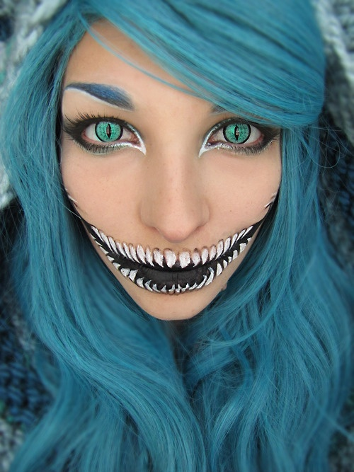 2013 Halloween Hairstyle Ideas 8