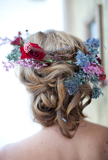 2014 Wedding Hairstyles, Hair Ideas and Bridal Hair Trends 13