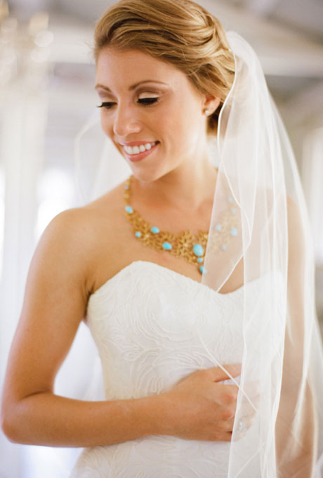 2014 Wedding Hairstyles, Hair Ideas and Bridal Hair Trends 3
