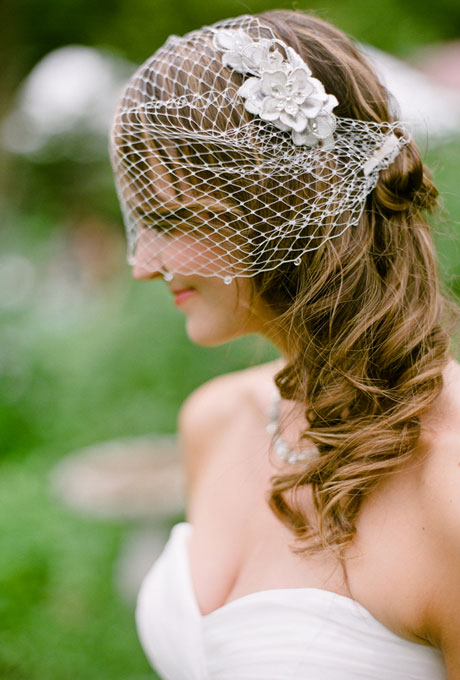 2014 Wedding Hairstyles, Hair Ideas and Bridal Hair Trends