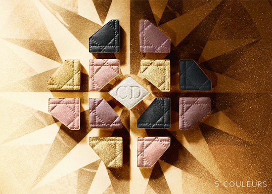 Dior Golden Winter Holiday 2013 Makeup Collection 5
