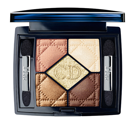 Dior Golden Winter Holiday 2013 Makeup Collection 6