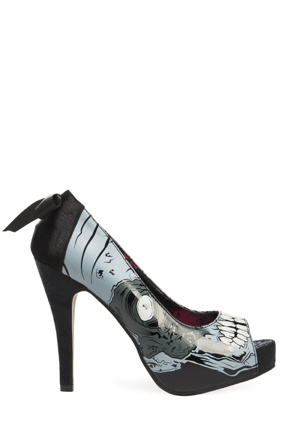 JustFab Iron Fist Halloween 2013 Shoe Collection 3