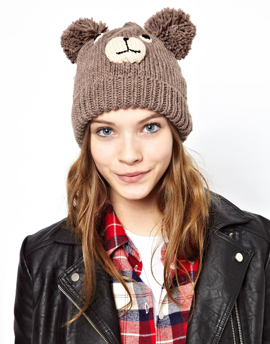 2013 Fall 2014 Winter Hat Trends Ideas