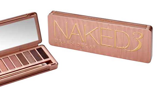 Urban Decay Introduces Naked3 Eyeshadow Palette 2