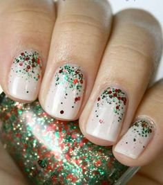 Holiday Nail Art Design & Ideas 4