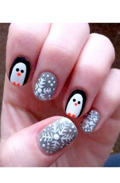 Holiday Nail Art Design & Ideas 5