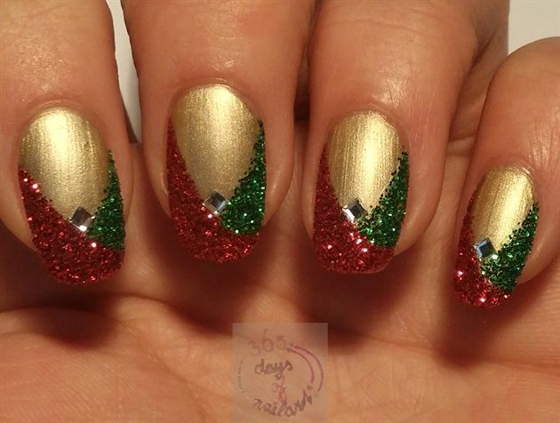 Holiday Nail Art Design Ideas