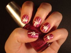 Holiday Nail Art Design & Ideas 8