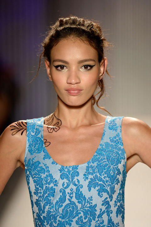 2014 Spring and  Summer Beauty Trends 6