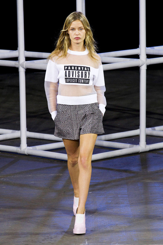 Spring and Summer 2014 Fashion Trends 2