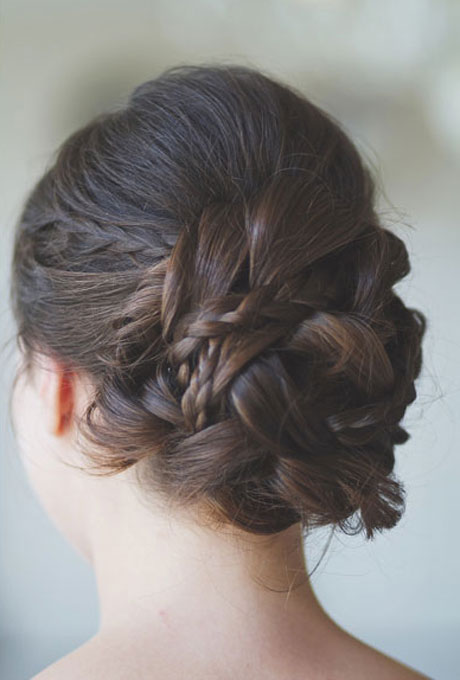 Wedding Updos For 2014 6