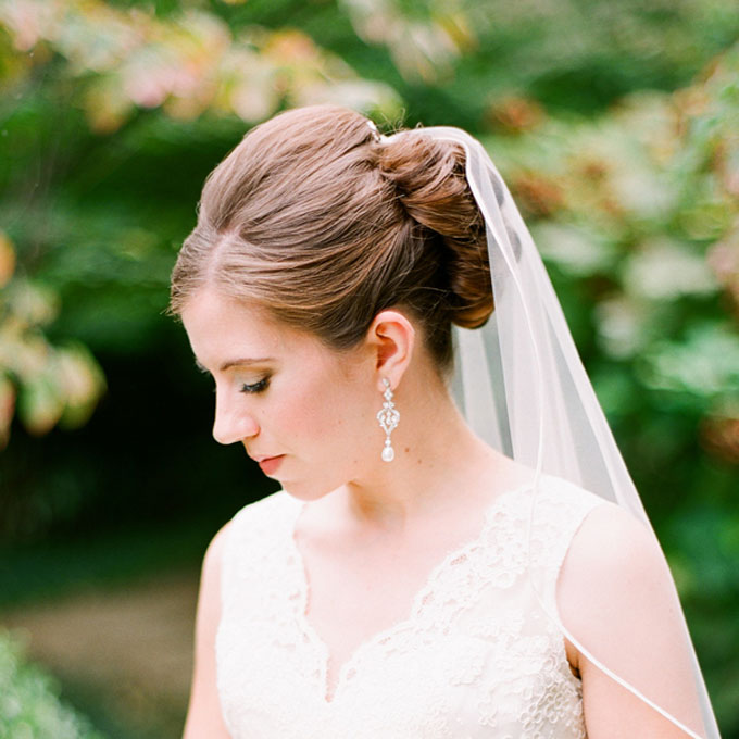 Wedding Updos For 2014