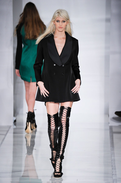 2014 Fall - Winter 2015 Boot Trends - Over The Knee Boots 3