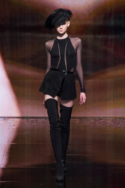 2014 Fall - Winter 2015 Boot Trends - Over The Knee Boots 5