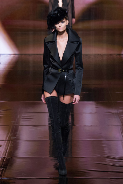 2014 Fall - Winter 2015 Boot Trends - Over The Knee Boots 6