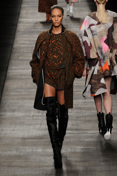2014 Fall - Winter 2015 Boot Trends - Over The Knee