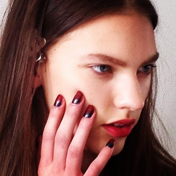 2014 Fall Winter 2015 Nail Polish Trends