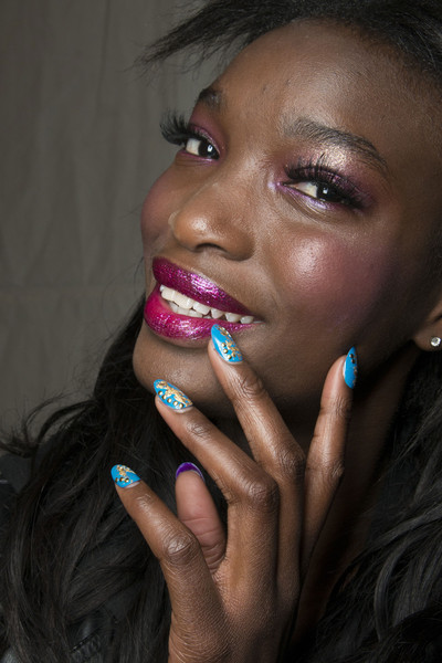 2014 Fall & Winter 2015 Nail Polish Trends 3