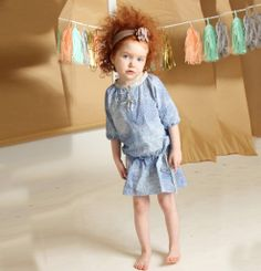 2014 Spring and Summer Fashion Trends For Kids 3