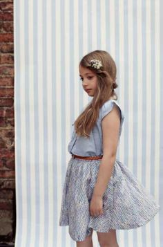 2014 Spring and Summer Fashion Trends For Kids 5