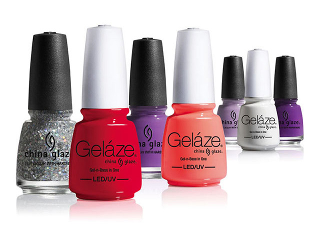 China Glaze Summer 2014 Gelaze Nail Polish Collection 6