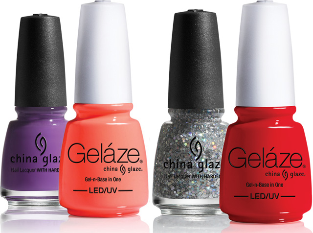 China Glaze Summer 2014 Gelaze Nail Polish Collection 7